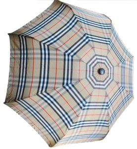 Burberry Authentic Burberry Folding Umbrella