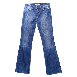 JOE'S Jeans Pre-owned Low Rise Distressed Boot Cut Jeans-Distressed