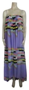 multicolor Maxi Dress by Tibi