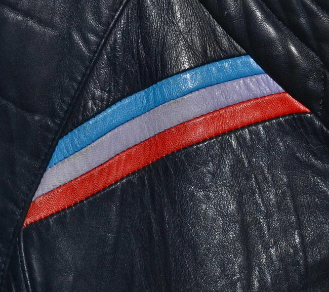 BMW Cafe Racer Leather Vintage Motorcycle Jacket