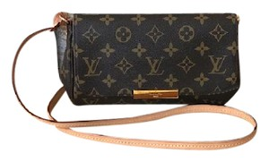 Louis Vuitton Monogram Canvas Favorite Cross Body Bag