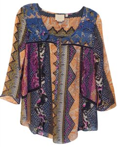 Anthropologie Vanessa Virginia Medium Tunic