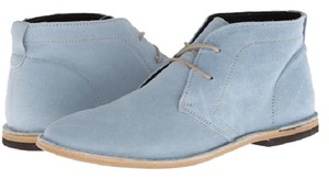 Dune London Light Blue Boots