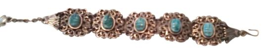 Other VINTAGE SCARAB BRACELET, EGYPTIAN REVIVAL - FREE SHIPPING!!!!