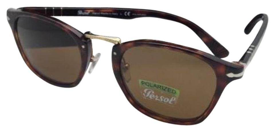 7a14ac31f6 Persol Polarized PERSOL Sunglasses TypeWriter Edition 3110-S 24 57 51-22  Hava ...