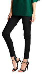 Nabisplace Skinny Pants Black
