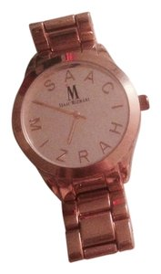 Isaac Mizrahi Isaac Mizrahi Rose Gold Women's Watch Jewelry