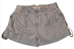 Marc by Marc Jacobs Cuffed Shorts light denim