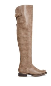 JustFab Taupe Boots