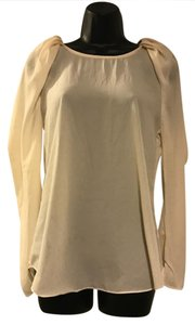 Catherine Malandrino Top cream