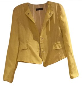 Burberry yellow Jacket