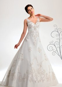 Np1950 Wedding Dress