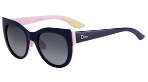 Dior Dior Decale 1' Black/Pink Sunglasses