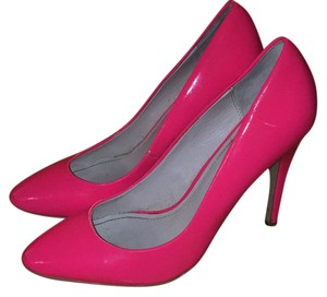 Colin Stuart Hot Pink Pumps