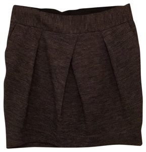 Banana Republic Skirt black and grey/tan