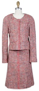 Chanel Boucle Skirt Suit 03P