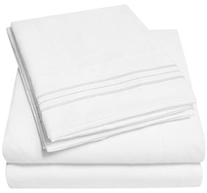 Sweet Home Collection 1500 supreme collection King sheet set