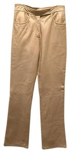 DKNY Skinny Pants Gold
