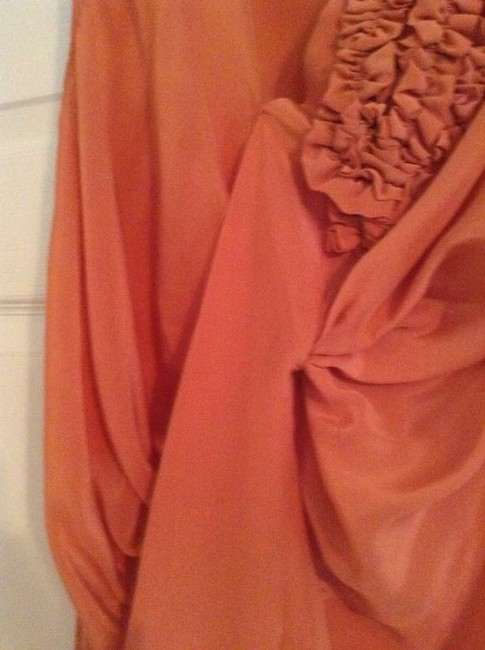 MM Couture Top Peach
