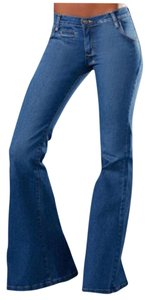 18th Amendment Flare Leg Jeans-Medium Wash