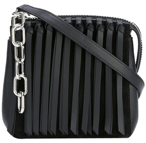Alexander Wang Attica Wang Fringe Cross Body Bag