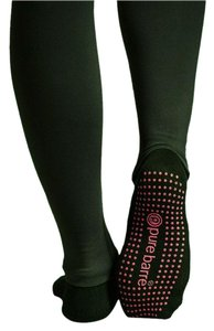 Pure Barre performance sticky socks
