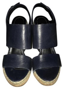 Balenciaga Navy blue Sandals