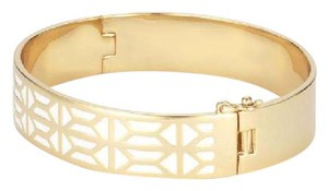 Stella & Dot Breeze block Enamel Bangle