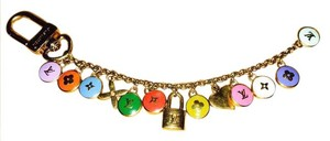 Louis Vuitton Multicolor Pastilles Vertical Bag Charm