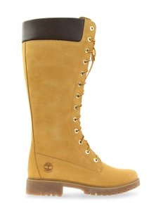 Timberland Tall Wheat Knee Brown Boots