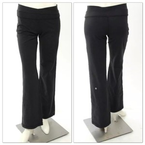 Lululemon Yoga Gym Slimming Athletic Pants Black