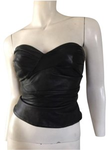 Marc Jacobs Leather Leather Top