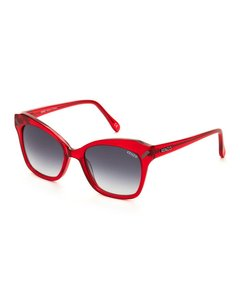 Kenzo Kenzo Red KZ 3152 Butterfly Sunglasses