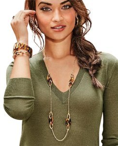 Avon Fashions Jewelry Collection Gold Coast