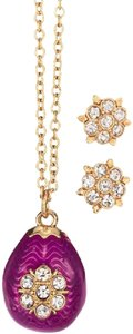 Avon Fashions Golden Egg Necklace