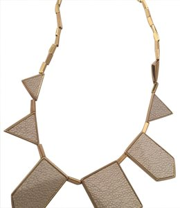 House of Harlow 1960 classic station necklace