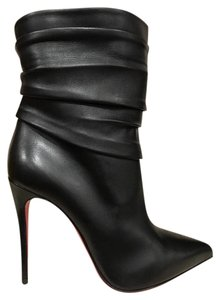 Christian Louboutin Ishtar Stiletto Pump Leather black Boots