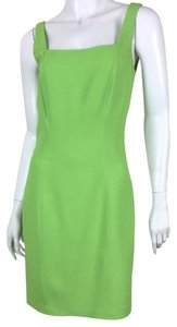 Luca Luca short dress Green Vibrant on Tradesy
