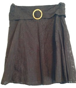 Star City Skirt Brown