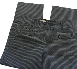 Ann Taylor LOFT Trouser Pants Black, Gray