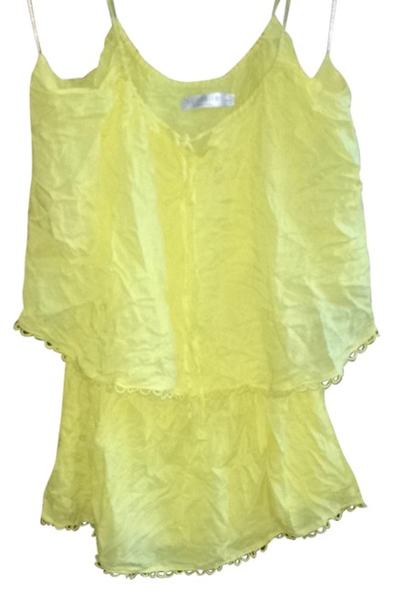 Item - Yellow Cover-up/Sarong Size 12 (L)