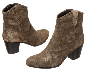 Sesto Meucci Brown Boots