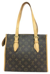 Louis Vuitton Lv Popincourt Haut Canvas Shoulder Bag