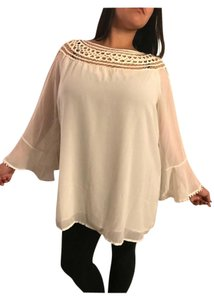 Boho Chic Plus Size Top