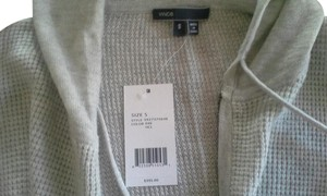 Vince Hooded Cashmere Wool Sweater