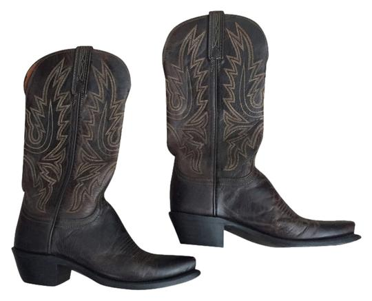 1883 Brown Boots