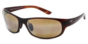 Maui Jim Maui Jim H417-26B Twin Falls Color Rootbeer Fade Polarized