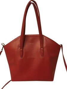 Matt & Nat Tote in Red