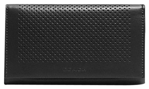 Coach 65204 Perforated Leather Universal Phone Case