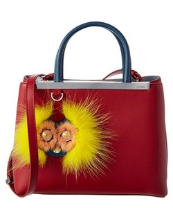 Fendi Tote in Red